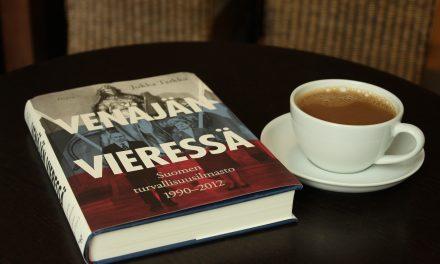 Kirja-arvio: Venäjän vieressä