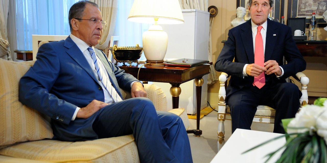 Syyrian kriisi ja suurvaltasuhteet