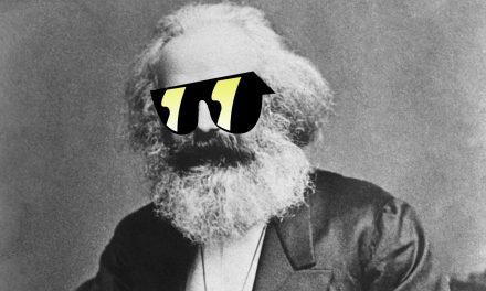 Marx palaa tulevaisuuteen