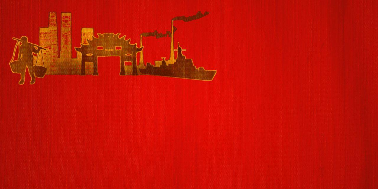 Katsauksia kansantasavaltaan II: Kiina – globalisoituva merimahti