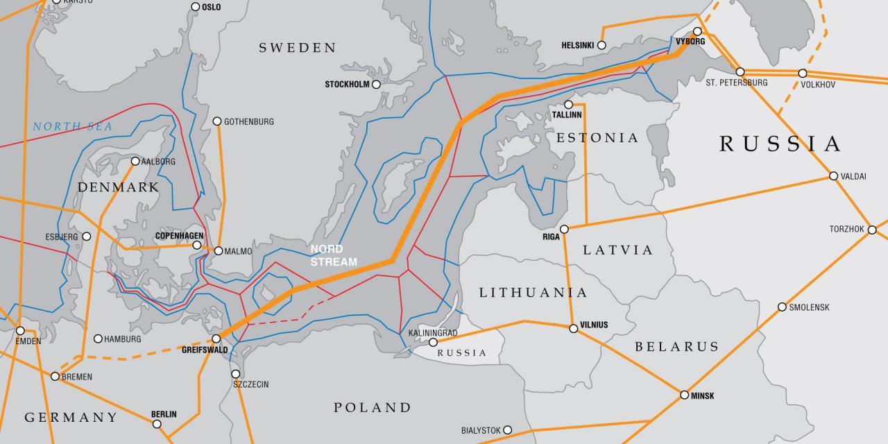 Nord Stream 2 – toisesta maailmasta