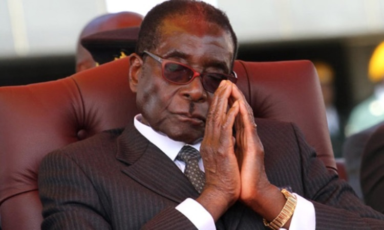 Mugabe sleeping750x450