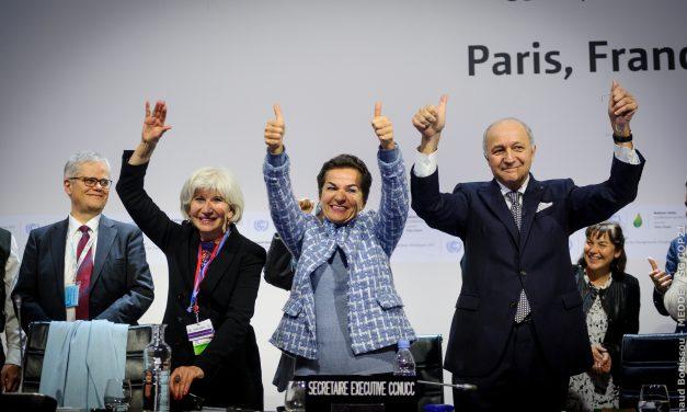 Ensikatsaus Pariisin ilmastokokouksen lopputulokseen