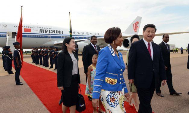 """""""Kiina Afrikassa"""" on edelleen tutkimisen arvoinen aihe"""