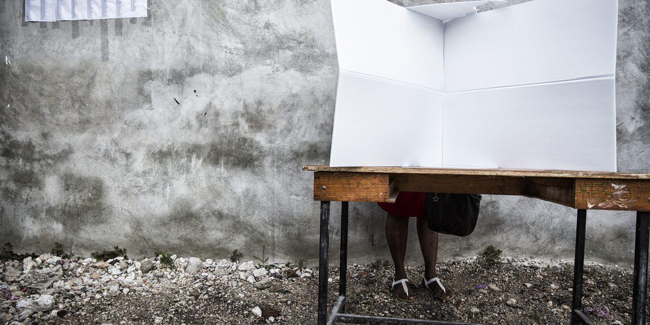 Haitin vaikeat vaalit