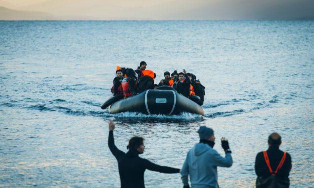 VIERASKYNÄ: Parempia päiviä Morian pakolaisille