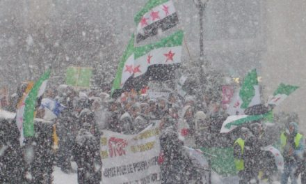Opposition kohtalonhetket Syyriassa