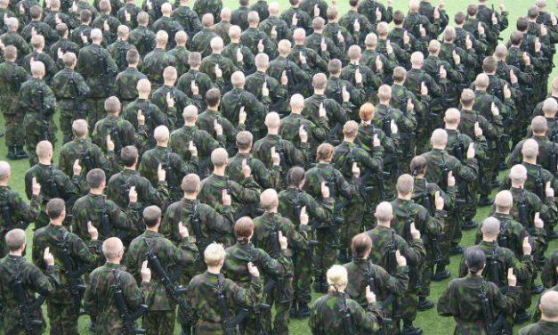 VIERASKYNÄ: Onko maanpuolustustahto niin kuin se mitataan?
