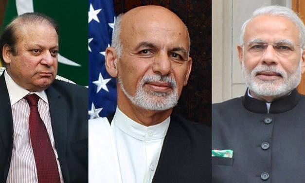 VIERASKYNÄ: Kolmiodraama Afganistanissa