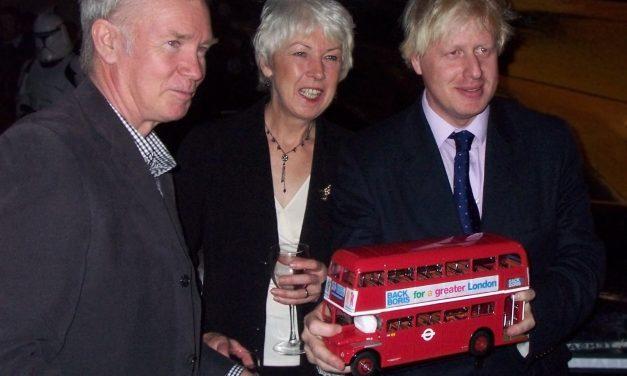 Boris, Brexit ja kadonneen suvereniteetin metsästys