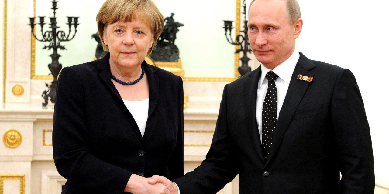 VIERASKYNÄ: Venäjää ymmärtämässä? Saksan vaikea suhde Itä-Eurooppaan