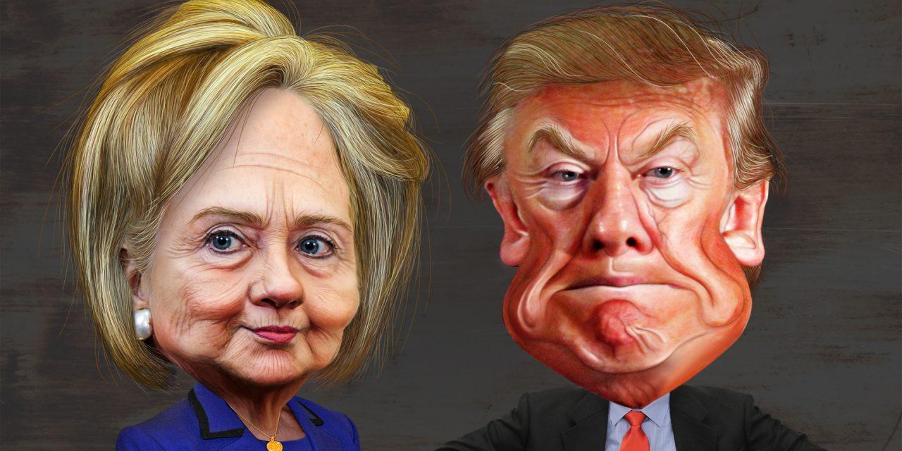 Clinton vs. Trump – ensimmäisen kohtaamisen jälkilöylyt