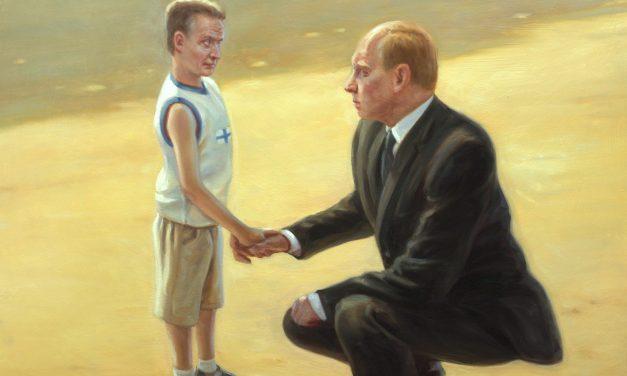 Suomen ja Venäjän suhteiden sisäänrakennettu epätasapaino