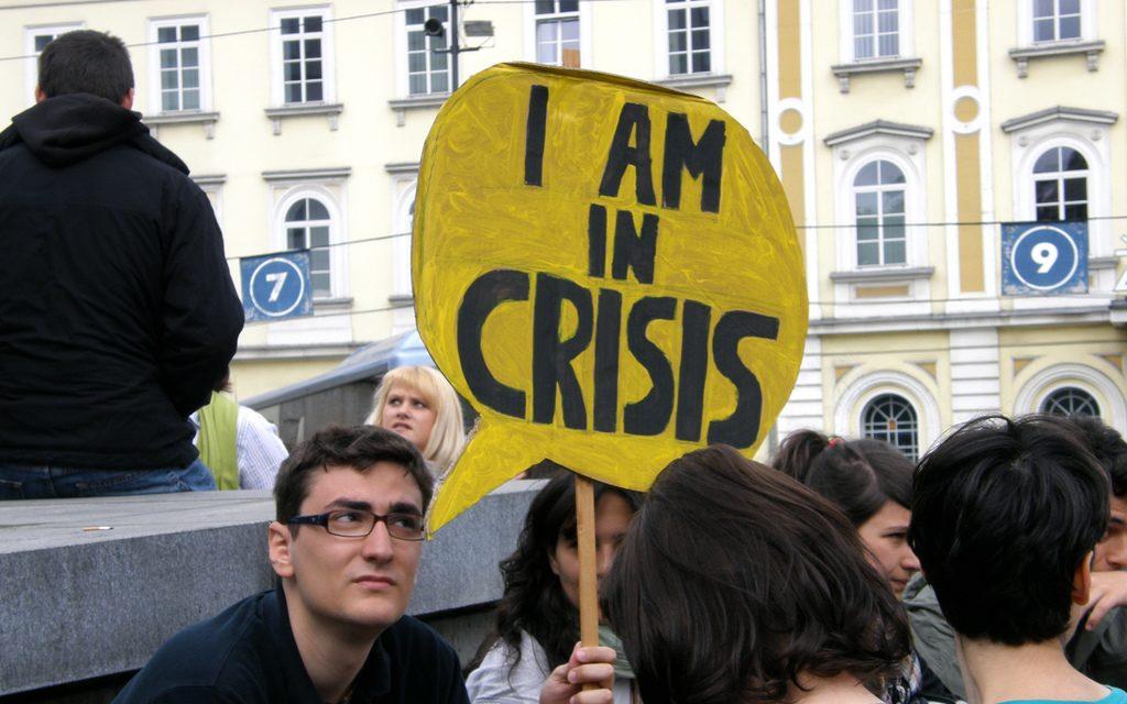 Eurooppa nousee vastarintaan