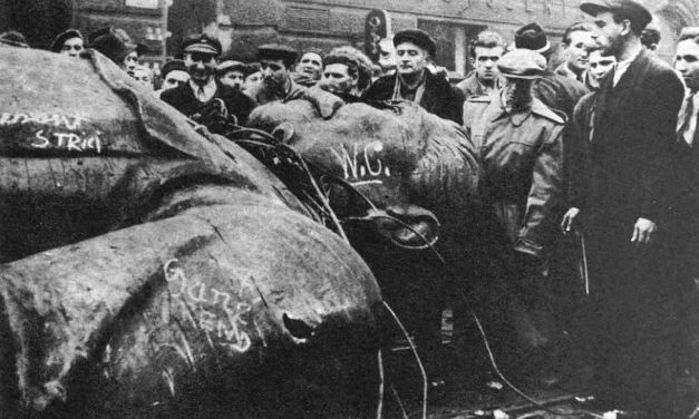 60 vuotta Unkarin kansannoususta