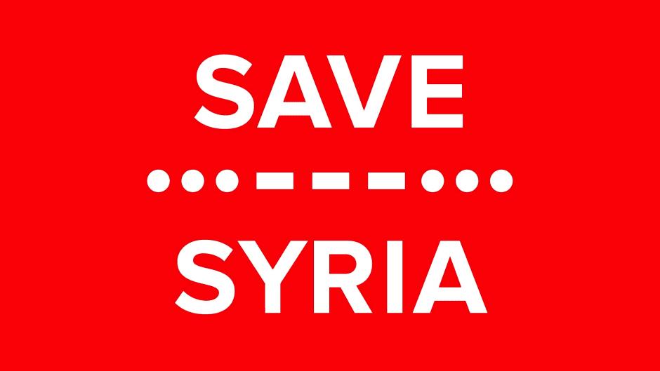 Kommentti: Save Syria
