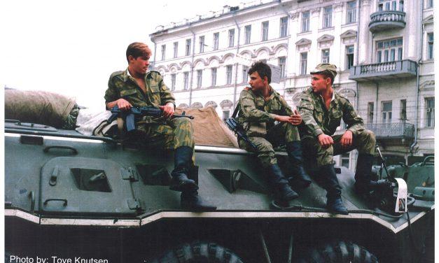 """Kun Neuvostoliitto hajosi, osa 3: Ovatko """"glasnostin vastustajat"""" voittaneet?"""