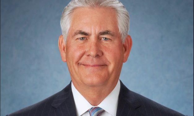Kommentti: Rex Tillerson varmistui Trumpin ulkoministeriksi – kuka hän on?