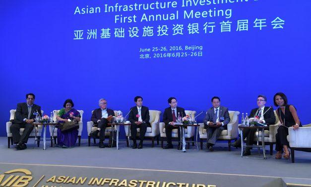 Aasian infrastruktuuri-investointipankki – kehitysapua kiinalaisin konstein