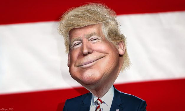 Trumpia etsimässä