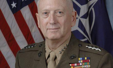 Kommentti: James Mattis – Sotatantereelta Trumpin kabinettiin