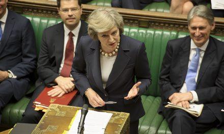 Theresa May – uusi rautarouva?