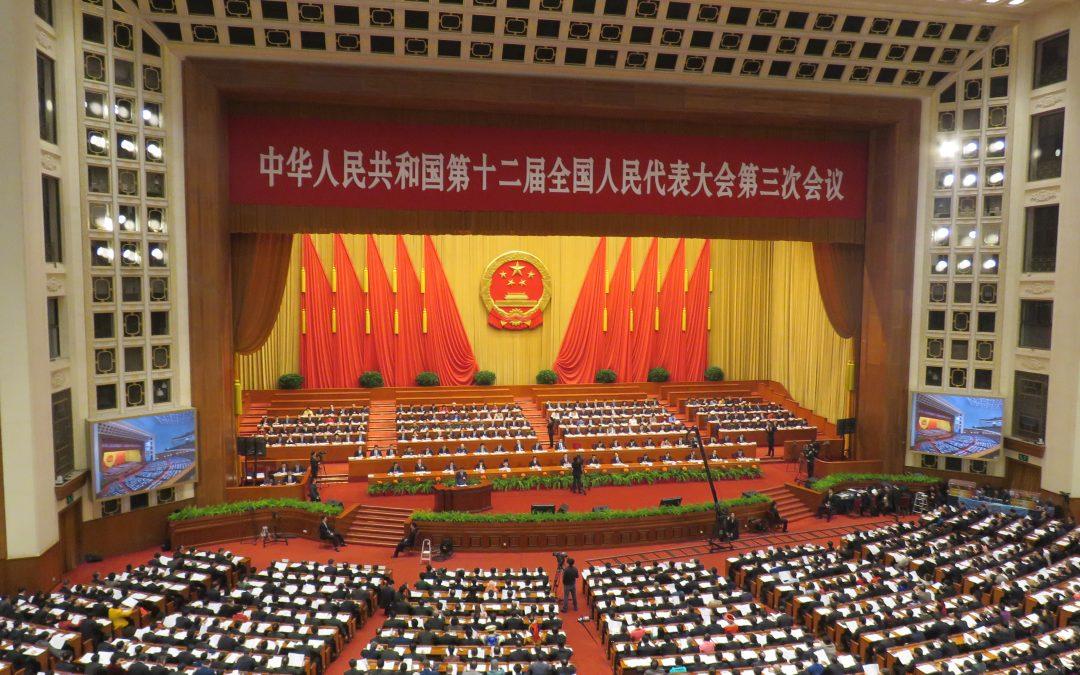 Kansanvaltaa kiinalaisittain: maailman suurin parlamentti kokoontuu parhaillaan Pekingissä