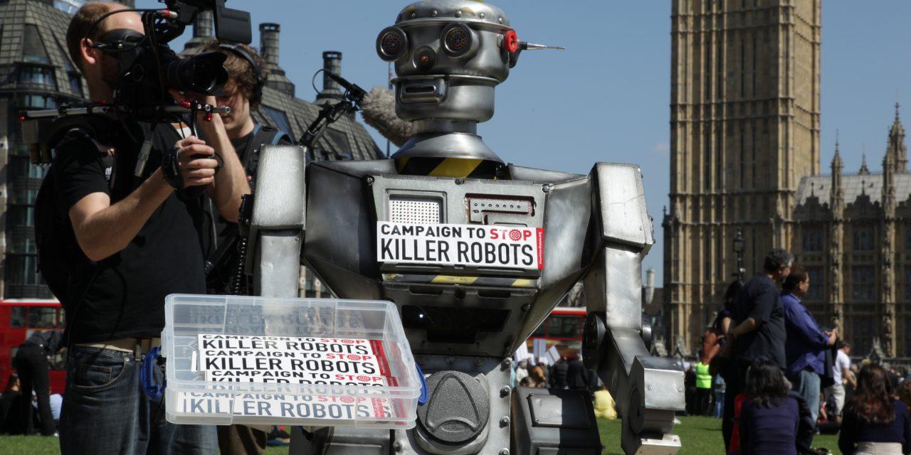 Autonomista sodankäyntiä? Tulevaisuuden sodan eettiset kysymykset ovat jo täällä