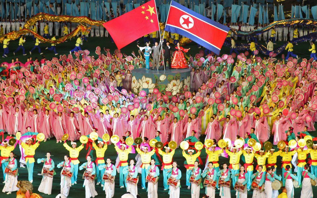 Välttämätön kivi kengässä – Pohjois-Korea osana Kiinan ulkopolitiikkaa