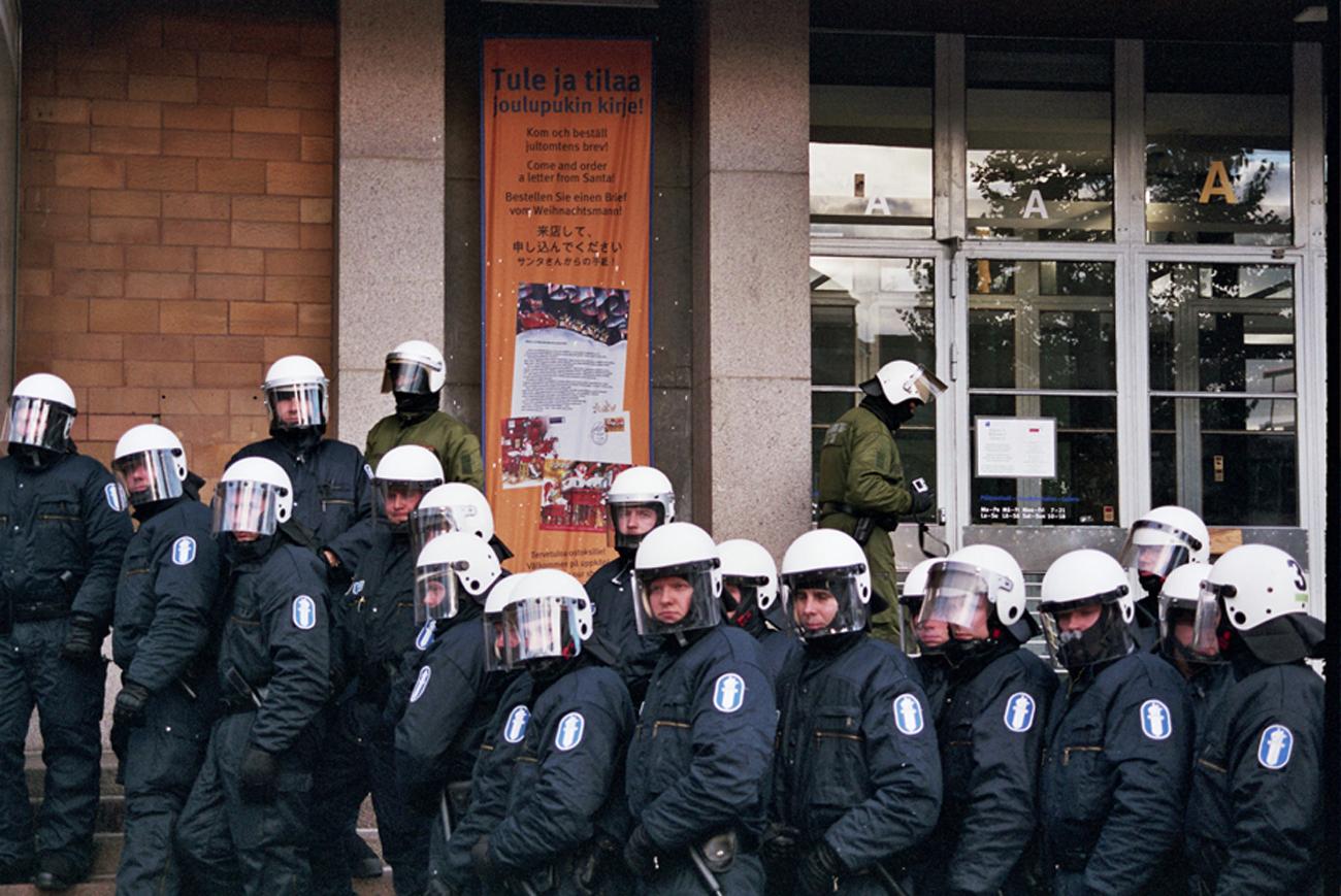 Yhteiskunnan eheys on satavuotiaan Suomen turvallisuuden tae