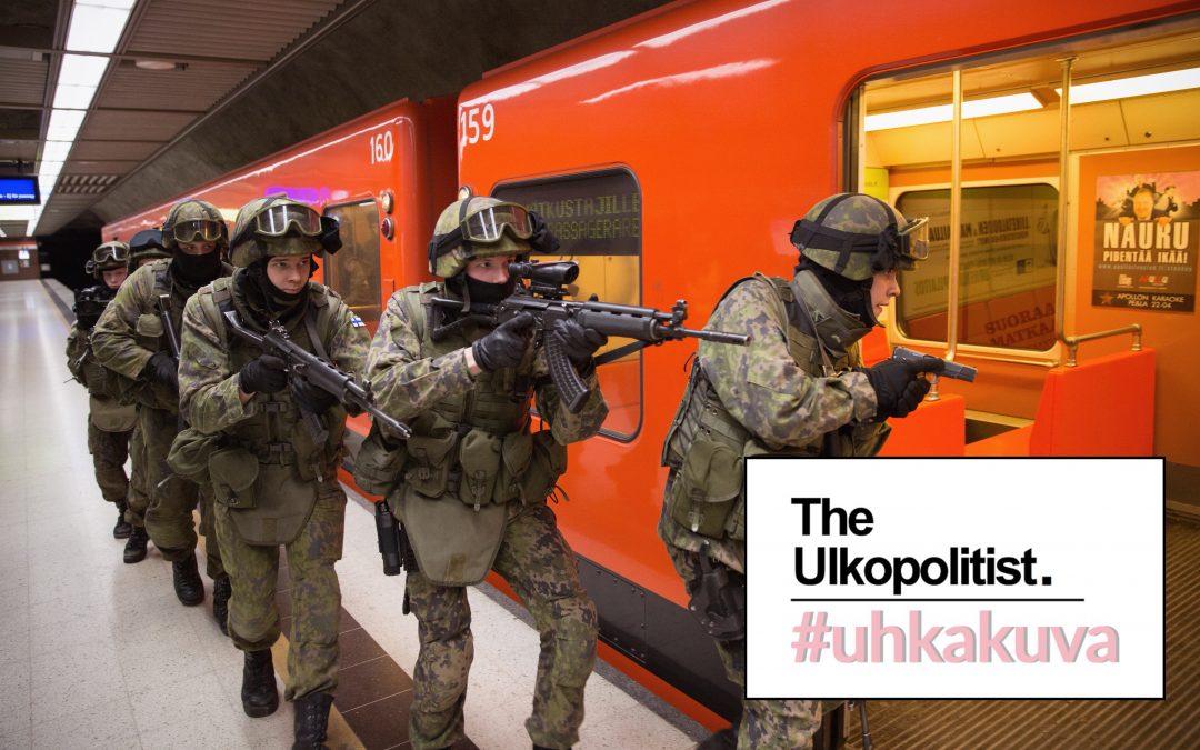 Turvassa? Suomen uhkakuvat vuonna 2017