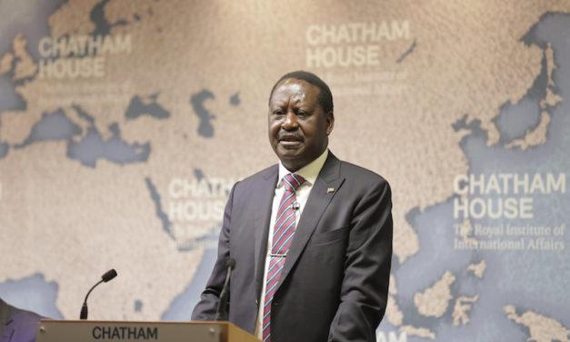 KOMMENTTI: Keniassa koetellaan demokratiaa