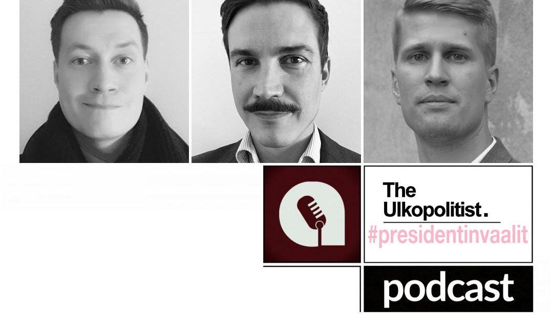 """Podcast: """"Presidentinvaalit ja ensimmäisen kierroksen Niinistö-show"""""""