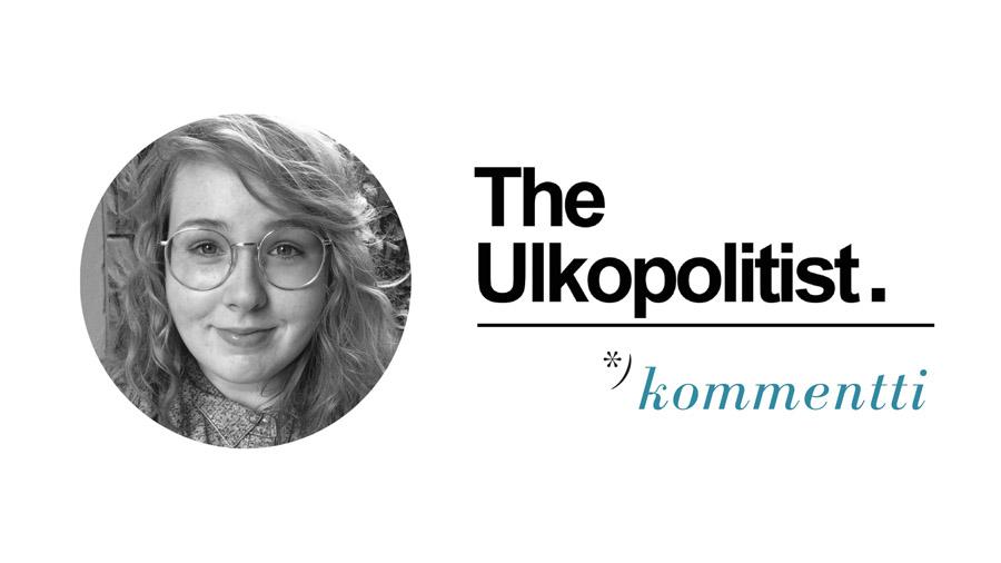 Kommenttikuva Maria Ristimäki