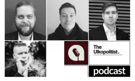 """Podcast: """"Suoraa puhetta terrorismista – ISIS ja kaatunut kalifaatti"""""""