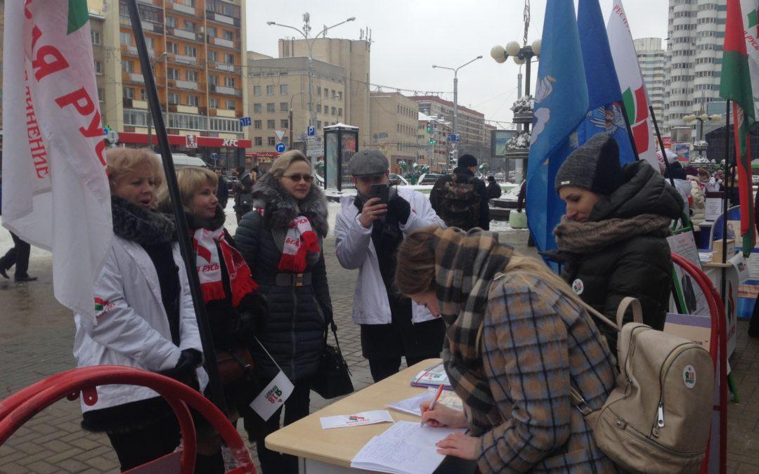 """Miten paikallisvaaleissa kampanjoidaan """"Euroopan viimeisessä diktatuurissa""""?"""