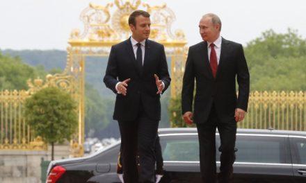 Realistinen idealisti – Macronin ulkopolitiikka