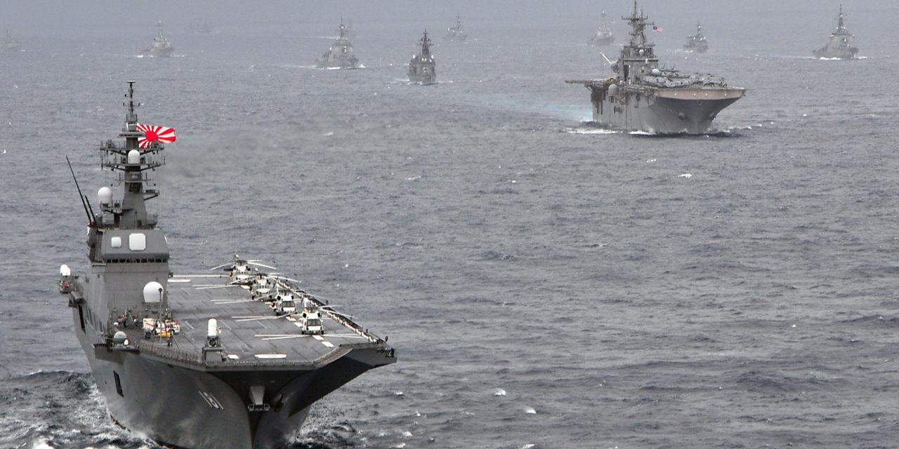 Pasifistisen perustuslain muutos toisi Japanin asevoimat kansainväliseen politiikan keskiöön