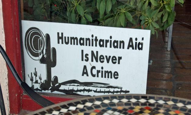 Terrorismin torjunta ja humanitaarinen apu – sukset ristissä