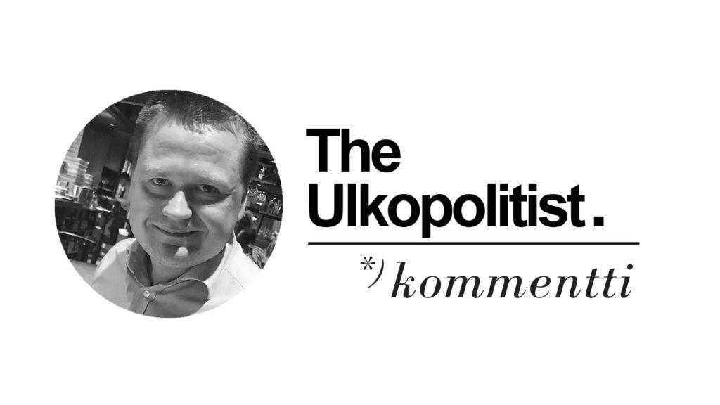 Kommenttikuva Olli Saarinen