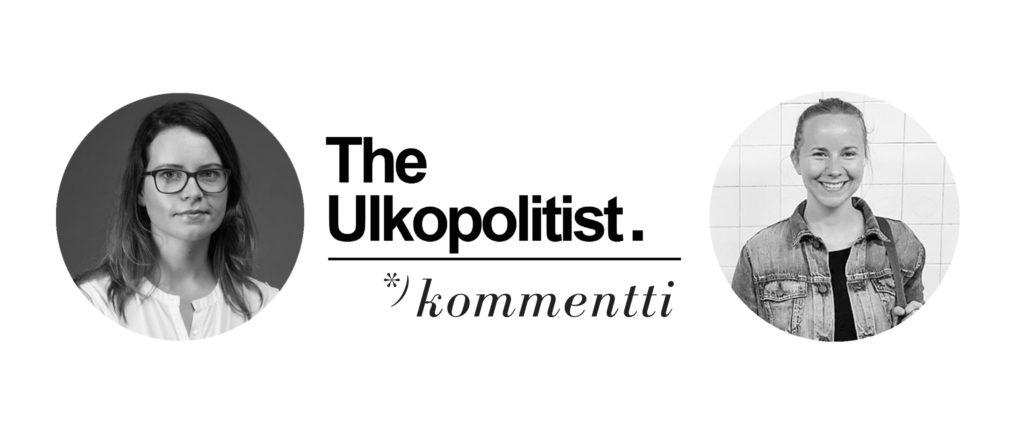 kommenttikuva Veera Honkanen, Lotta Kivinen