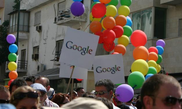 Seksuaalivähemmistöjen oikeuksia ja brändirakennusta – milloin Googlesta tuli tasa-arvoaktivisti?