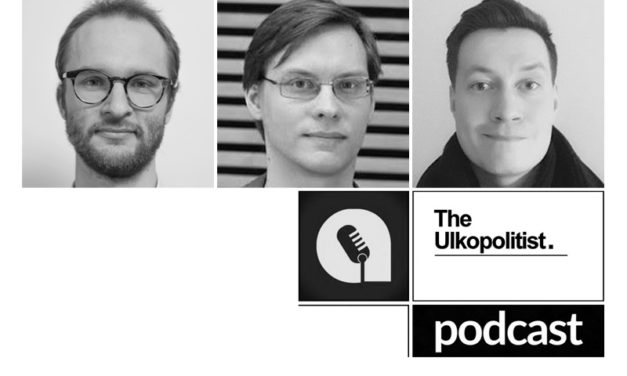 Podcast: Iran ja Lähi-idän ruutitynnyri