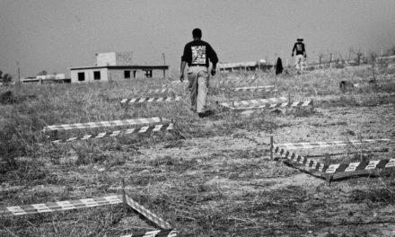 Ottawan miinakieltosopimus ottaa takapakkia Isisin piilottamien pommien takia