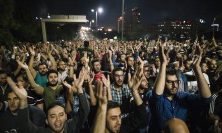 Vaativatko jordanialaiset enemmän kuin eliitti suostuu antamaan?