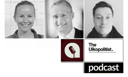 """Podcast: """"Jollei kyberturvallisuudessa ole johtajuutta, jäljelle jää kriisi"""""""