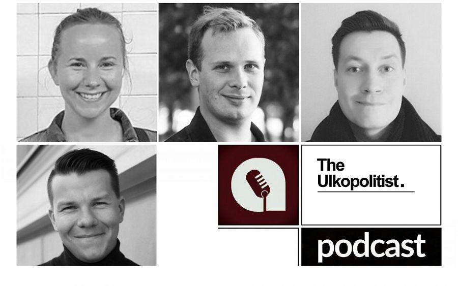 """Podcast: """"Yhdysvalloissa vallan menettämisen pelko on suuri"""""""