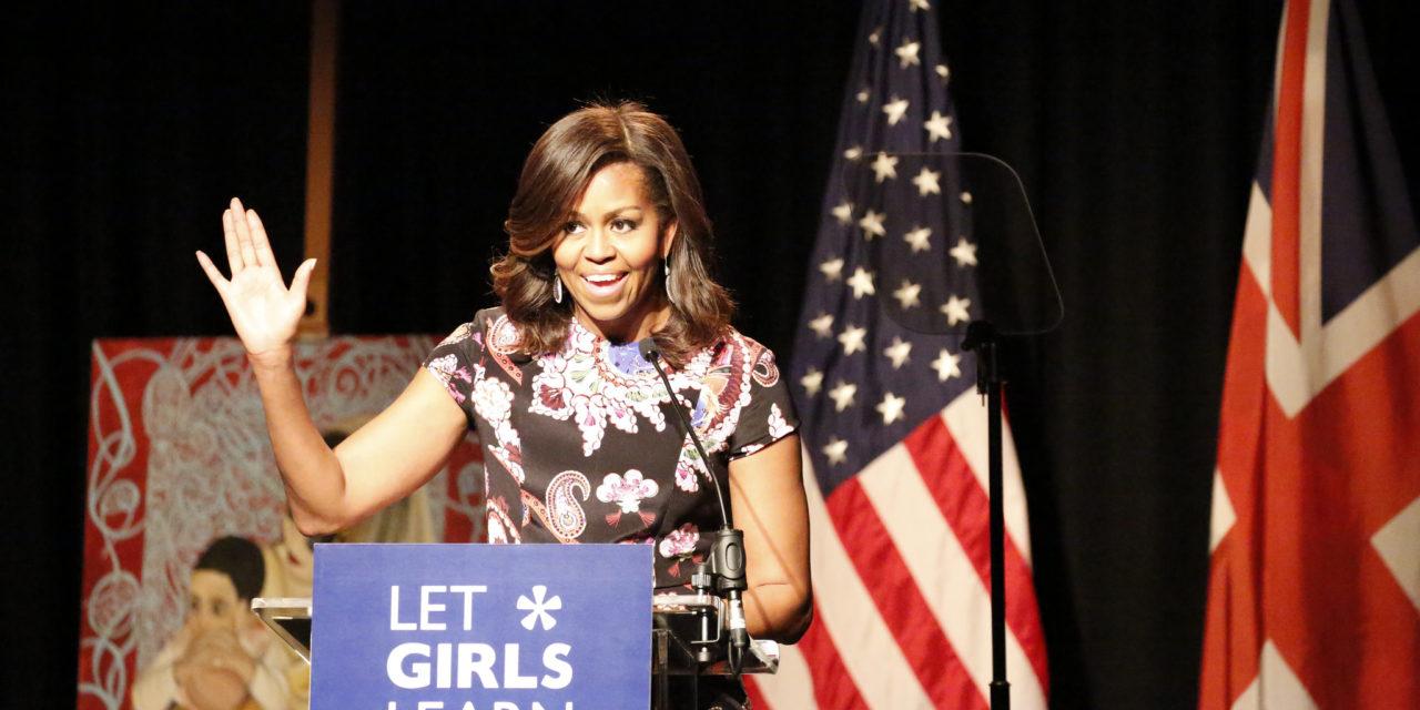 """Michelle Obaman """"Minun tarinani"""" kertoo vahvan naisen matkasta huipulle"""