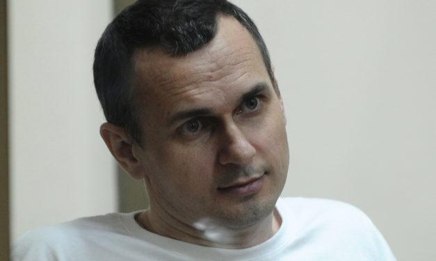 Oleg Sentsovin pitkä odotus