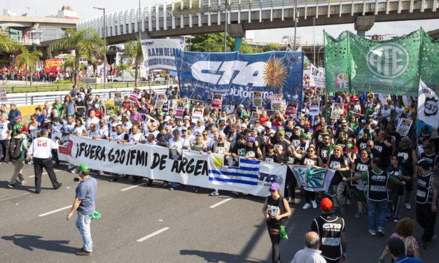 G20-maiden johtajat kokoontuivat Buenos Airesissa – mielenosoitusten taustalla argentiinalaisten kauan kytenyt tyytymättömyys nykyhallitukseen